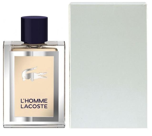 Lacoste L'Homme, 100ml, Toaletní voda - Tester