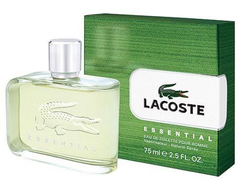 Lacoste Essential, Toaletní voda, 75ml, Pánska vôňa