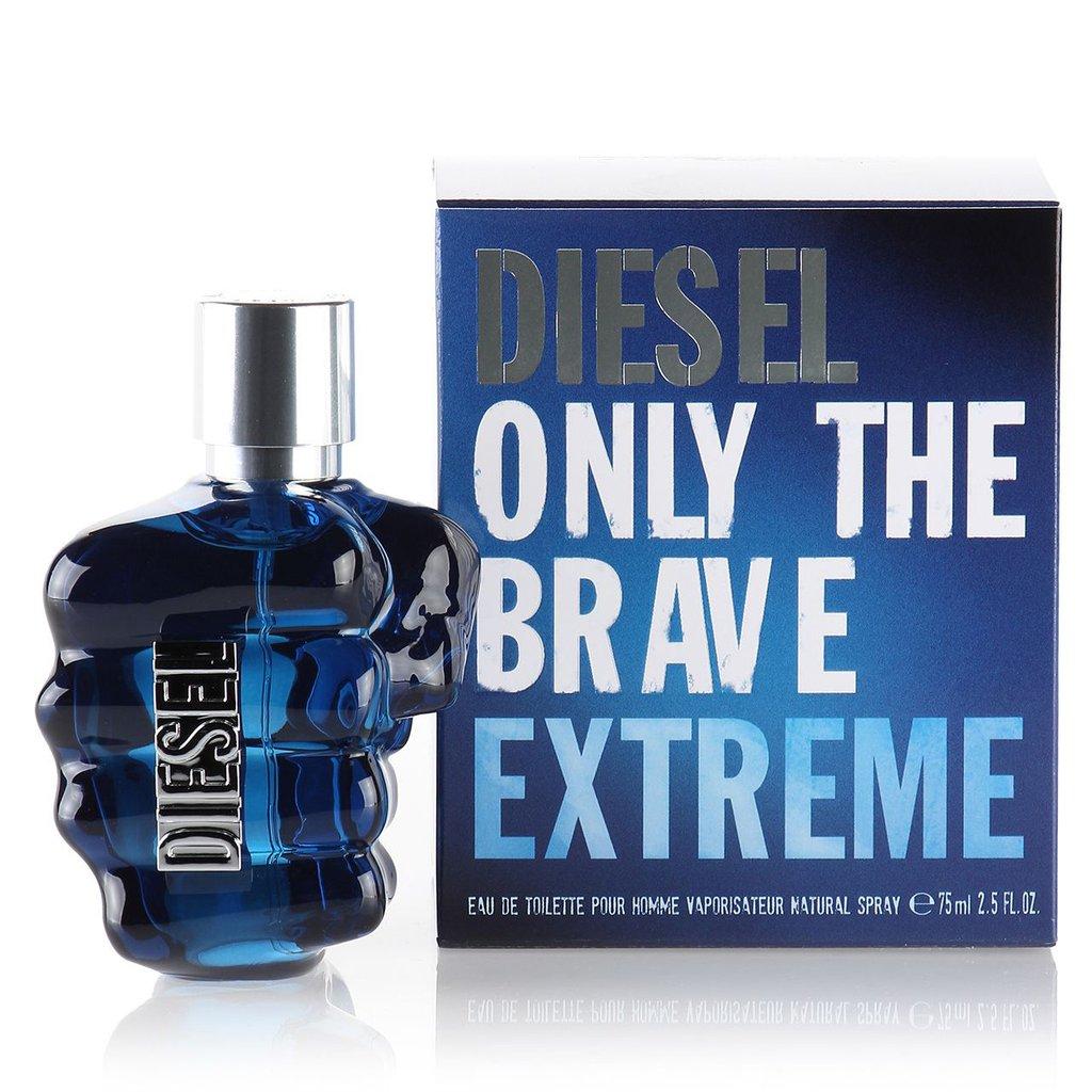 Diesel Only The Brave Extreme, Toaletní voda, Pánská vůně, 75ml