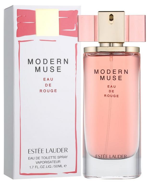 Estee Lauder Modern Muse Eau De Rouge, 50ml, Toaletní voda