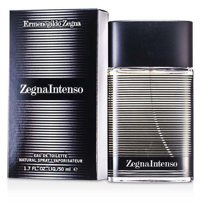Ermenegildo Zegna Intenso, 50ml, Toaletní voda