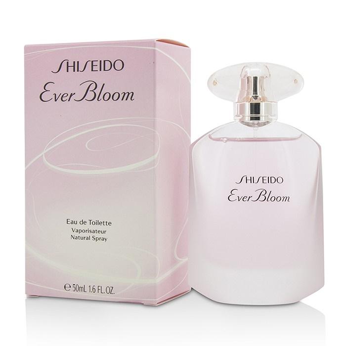 Shiseido Ever Bloom, Toaletní voda, 50ml, Dámska vôňa
