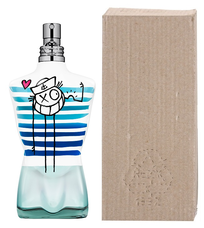 Jean Paul Gaultier Le Male I love Gaultier, Toaletní voda - Tester, 125ml, Pánska vôňa