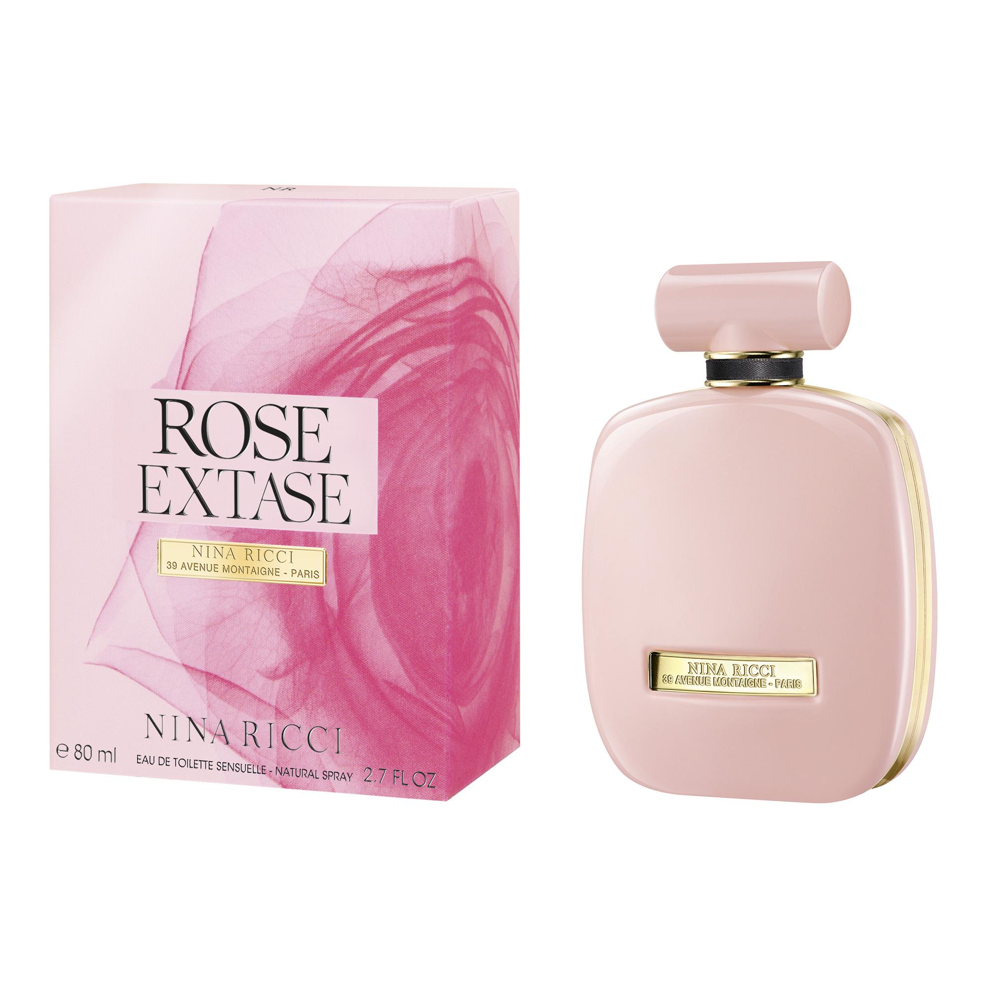 Nina Ricci Rose Extase, 80ml, Toaletní voda