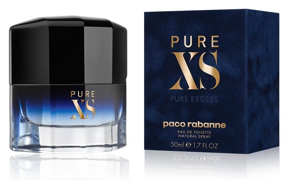 Paco Rabanne Pure XS, 50ml, Toaletní voda