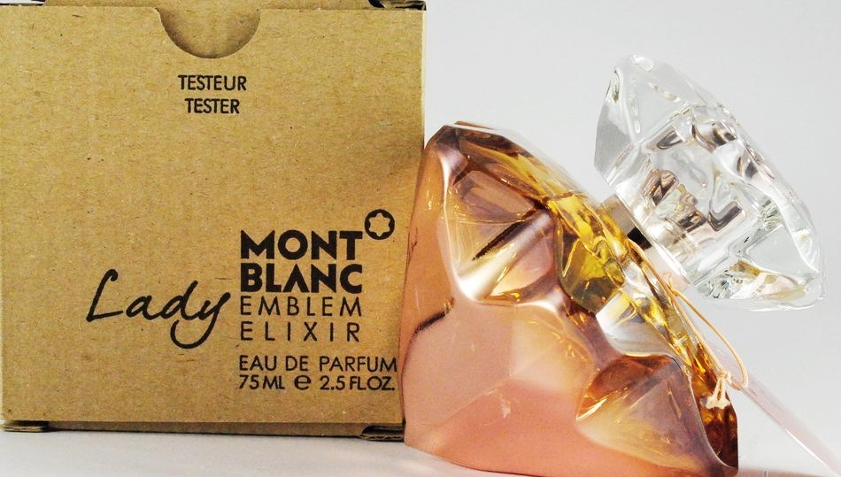 Mont Blanc Lady Emblem Elixir, 75ml, Parfémovaná voda - Tester