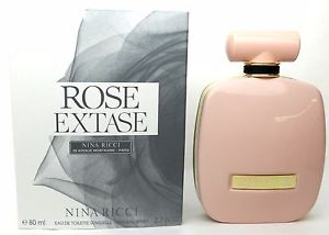 Nina Ricci Rose Extase, Toaletní voda - Tester, Pro ženy, 80ml
