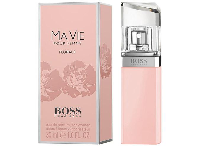 Hugo Boss Ma Vie pour Femme Florale, 30ml, Parfémovaná voda