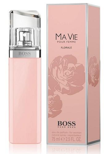 Hugo Boss Ma Vie pour Femme Florale, 75ml, Parfémovaná voda