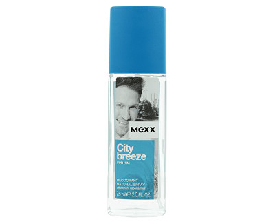 Mexx City Breeze For Him, Deodorant, Pro muže, 75ml