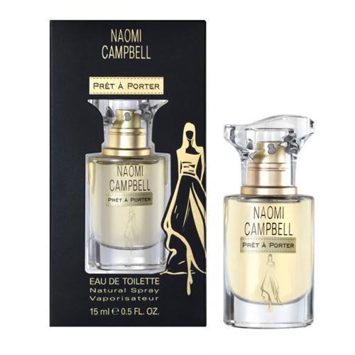 Naomi Campbell Prét a Porter, 15ml, Toaletní voda