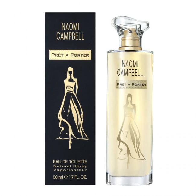 Naomi Campbell Prét a Porter, 50ml, Toaletní voda