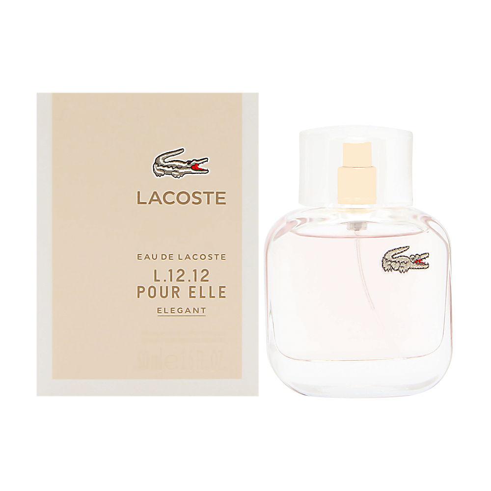 Lacoste Eau De Lacoste L.12.12 Pour Elle Elegant, 90ml, Toaletní voda