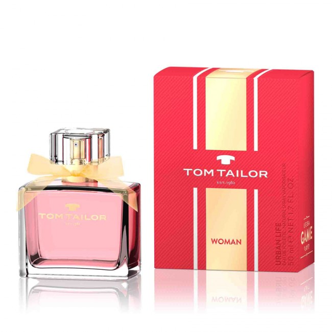 Tom Tailor Urban Life for Woman , Toaletní voda, Dámska vôňa, 50ml