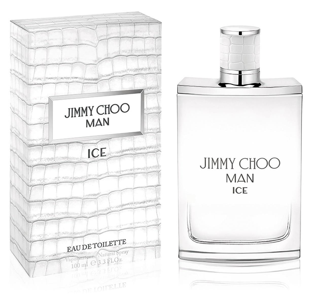 Jimmy Choo Man Ice, Toaletní voda, 100ml, Pánska vôňa