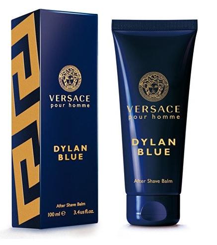 Versace Dylan Blue, 100ml, Balzám po holení