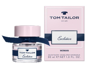 Tom Tailor Exclusive Woman, 30ml, Toaletní voda
