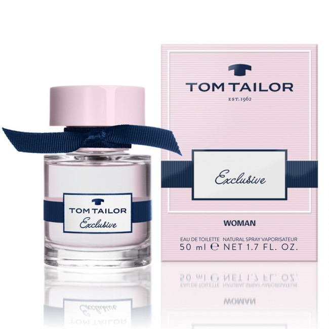 Tom Tailor Exclusive Woman, 50ml, Toaletní voda