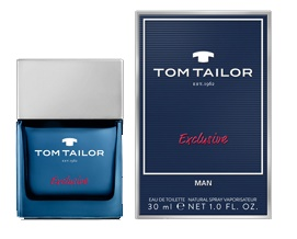 Tom Tailor Exclusive Man, 30ml, Toaletní voda