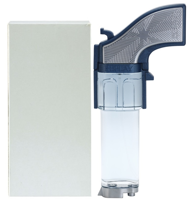 Replay Relover, 80ml, Toaletní voda - Tester