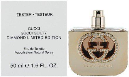 Gucci Guilty Diamond Woman, 50ml, Toaletní voda - Tester