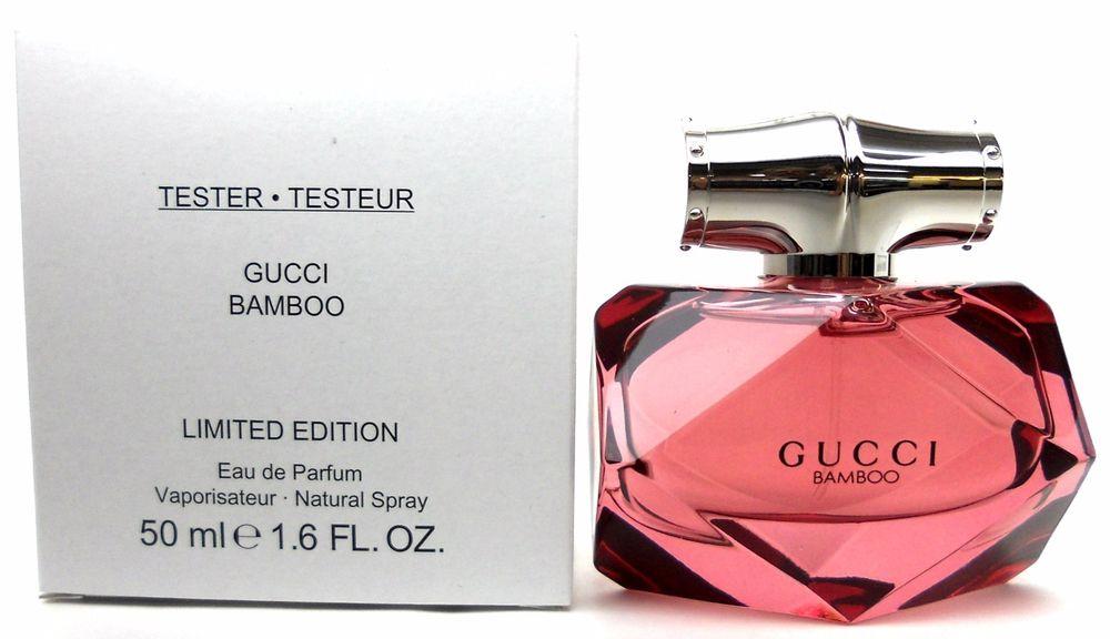 Gucci Bamboo Limited Edition, Parfémovaná voda - Tester, 50ml, Dámska vôňa