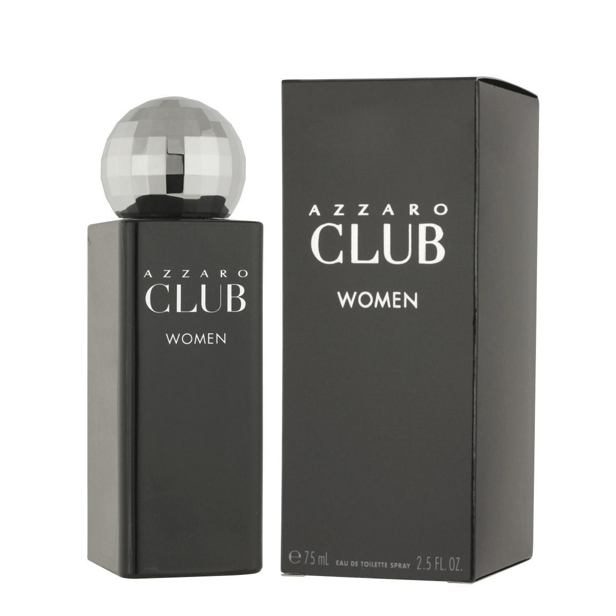 Azzaro Club Women, 75ml, Toaletní voda
