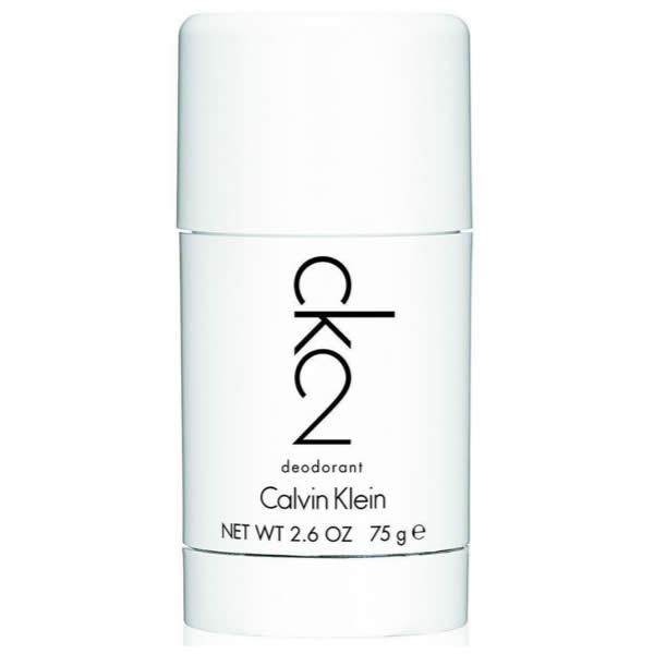 Calvin Klein CK2, Deostick, 75ml, Unisex vôňa