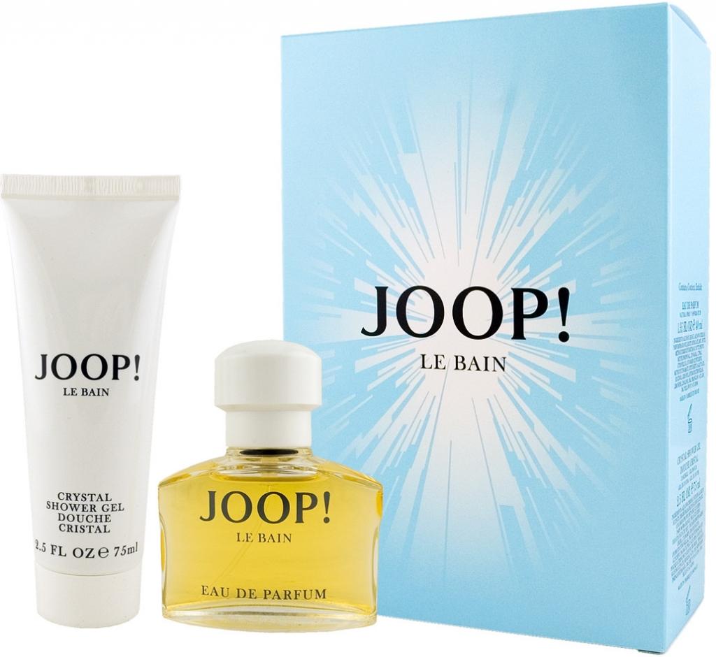 Joop Le Bain, Dárková sada, parfémovaná voda 40ml + sprchový gel 75ml, Dámska vôňa