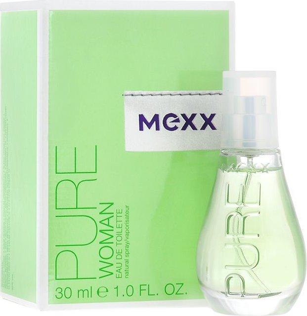 Mexx Pure for Women, Toaletní voda, 30ml, Dámska vôňa