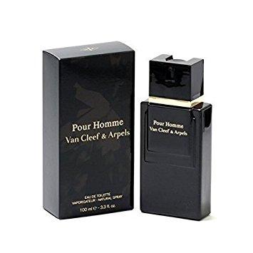 Van Cleef & Arpels Pour Homme, Toaletní voda, 100ml, Pánska vôňa
