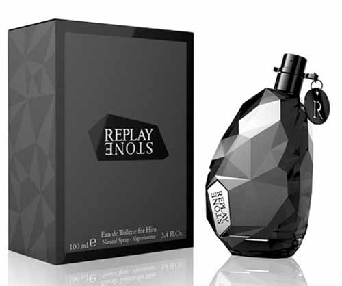 Replay Stone for Him, 100ml, Toaletní voda