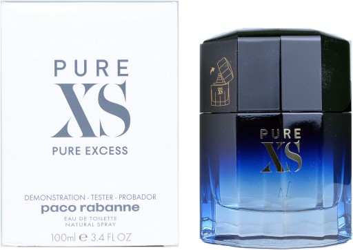 Paco Rabanne Pure XS, Toaletní voda - Tester, 100ml, Pánska vôňa