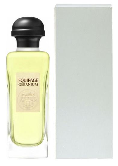 Hermes Equipage Géranium, 100ml, Toaletní voda - Tester