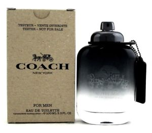 Coach for Men, 100ml, Toaletní voda - Tester