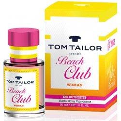 Tom Tailor Beach Club for Woman, Toaletní voda, Dámska vôňa, 30ml