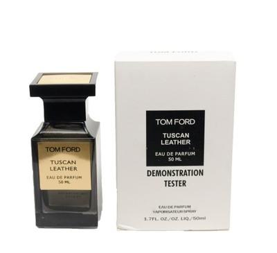 Tom Ford Tuscan Leather, 50ml, Parfémovaná voda - Tester