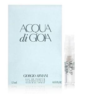 Giorgio Armani Acqua di Gioia, Parfémovaná voda, 1.5ml, Dámska vôňa