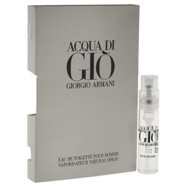 Giorgio Armani Acqua di Gio pour Homme, 1.5ml, Toaletní voda