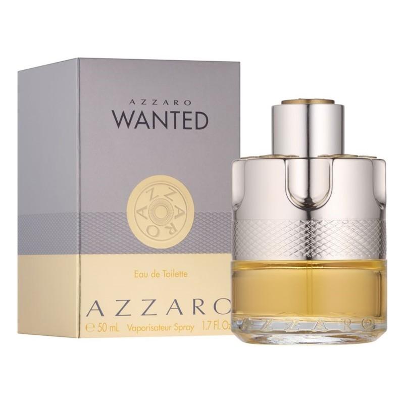 Azzaro Wanted, 50ml, Toaletní voda