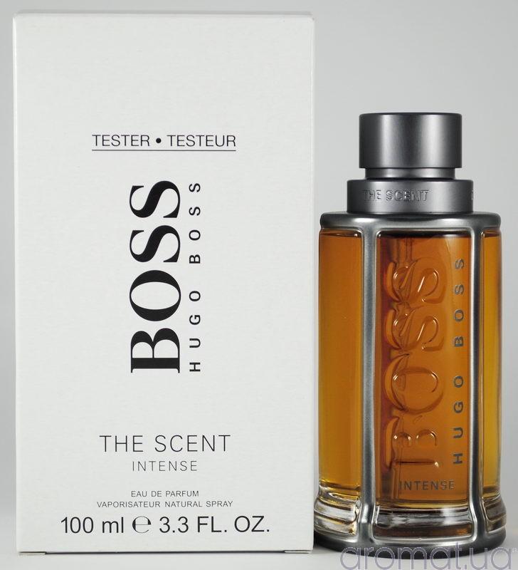 Hugo Boss The Scent Intense, Parfémovaná voda - Tester, 100ml, Dámska vôňa