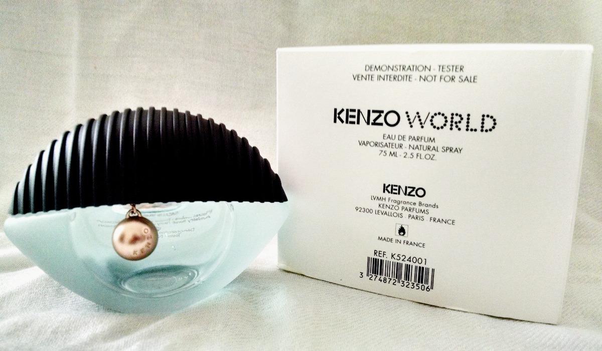 Kenzo World, 75ml, Parfémovaná voda - Tester