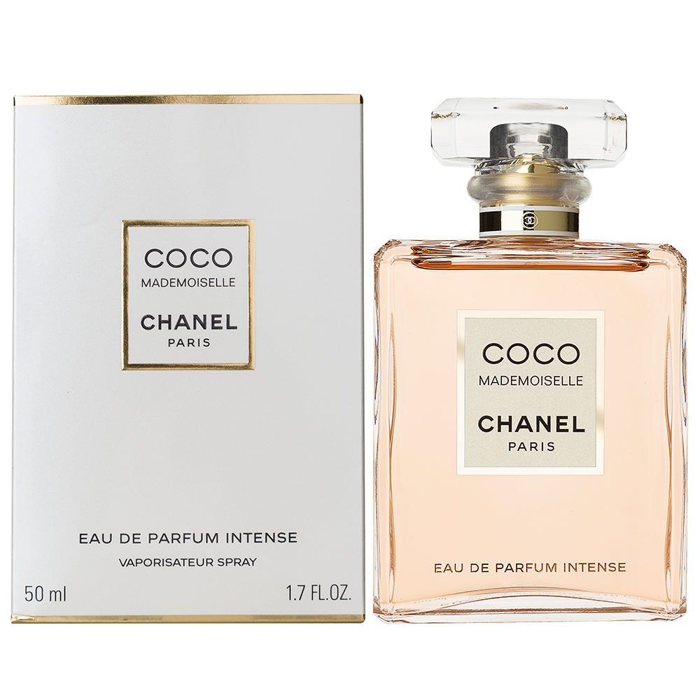 Chanel Coco Mademoiselle Intense, Parfémovaná voda, 50ml, Dámska vôňa
