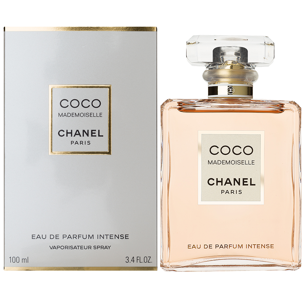 Chanel Coco Mademoiselle Intense, Parfémovaná voda, 100ml, Dámska vôňa