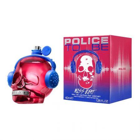 Police To Be Miss Beat, 40ml, Parfémovaná voda