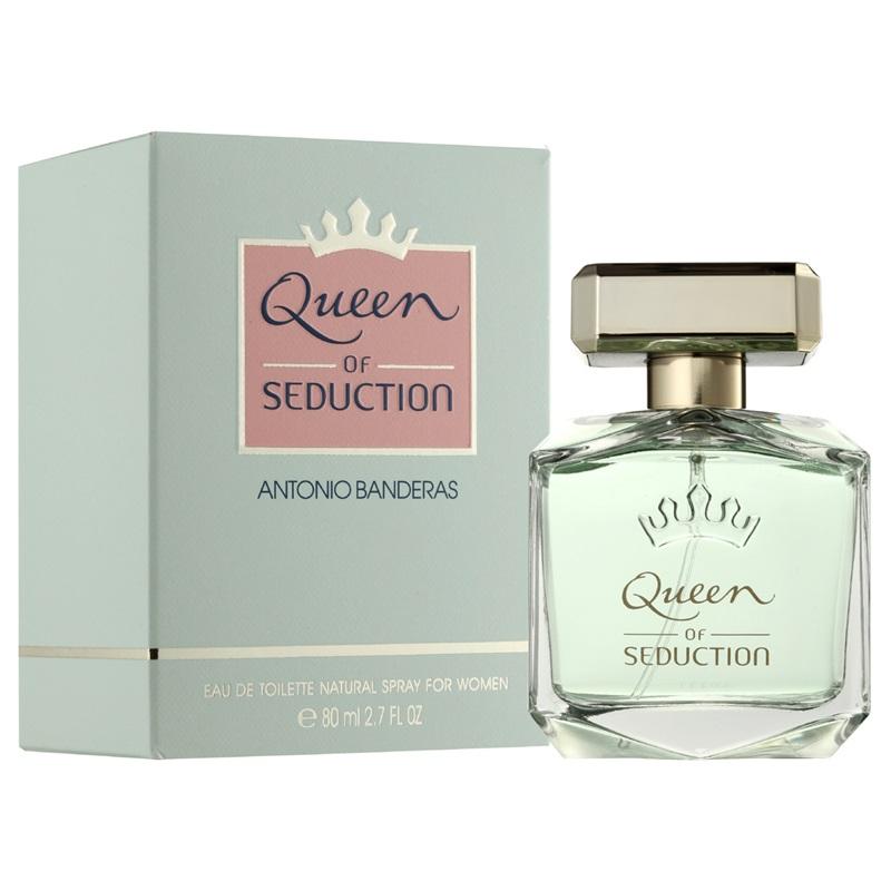 Antonio Banderas Queen of Seduction, 80ml, Toaletní voda