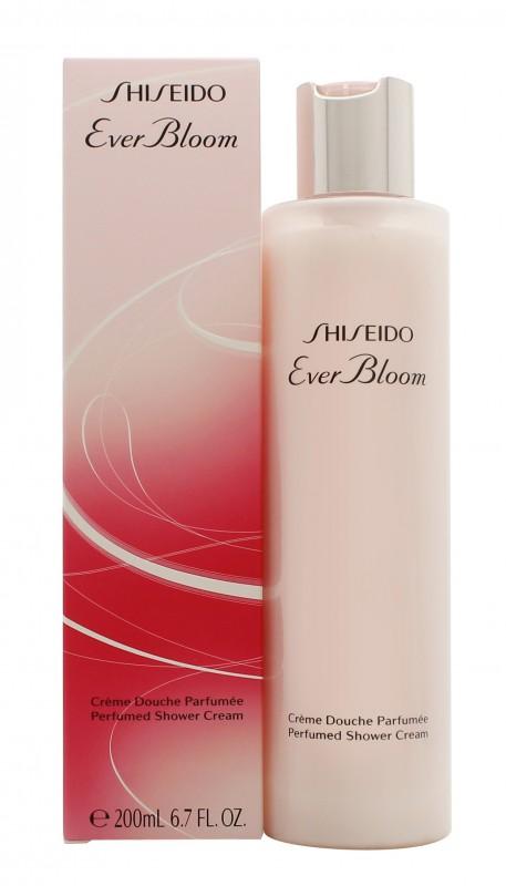 Shiseido Ever Bloom, Sprchový gel, 200ml, Dámska vôňa