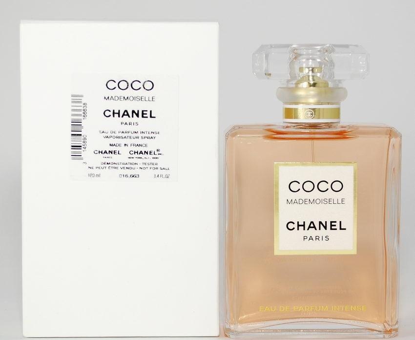 Chanel Coco Mademoiselle Intense, Parfémovaná voda - Tester, 100ml, Dámska vôňa