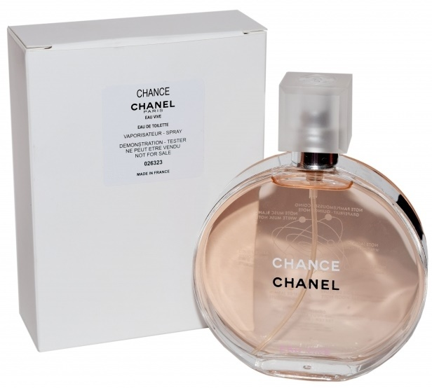 Chanel Chance Eau Vive, Toaletní voda - Tester, 150ml, Dámska vôňa