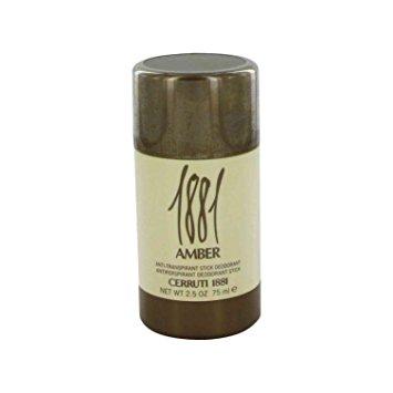 Cerruti 1881 Amber, Deostick, 75ml, Pánska vôňa